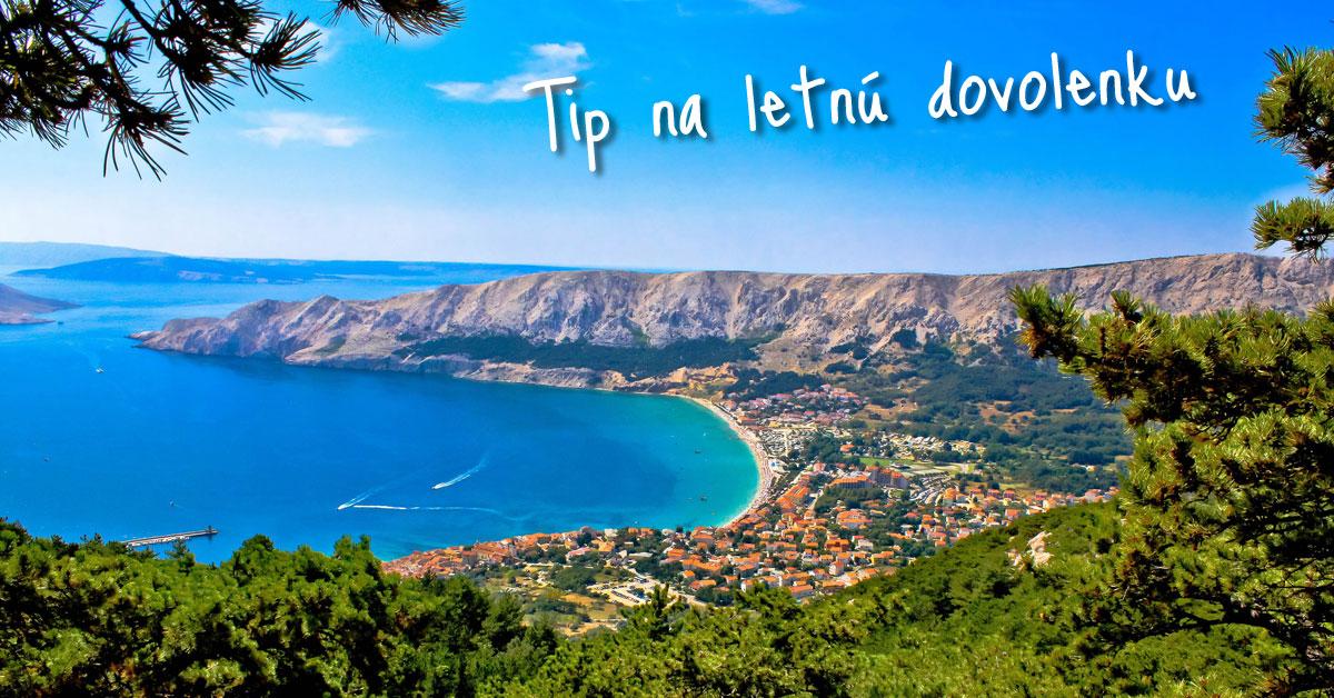 Ostrov Krk - kolíska chorvátskej kultúry