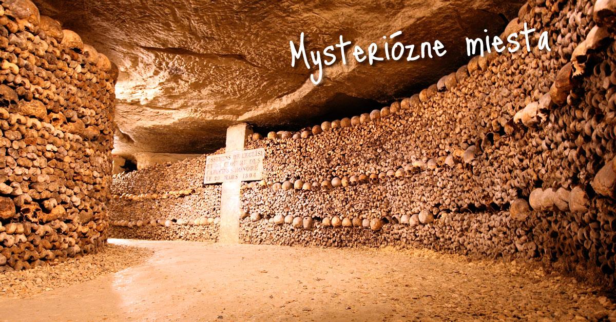 Parížske katakomby - temný labyrint pod mestom romantiky