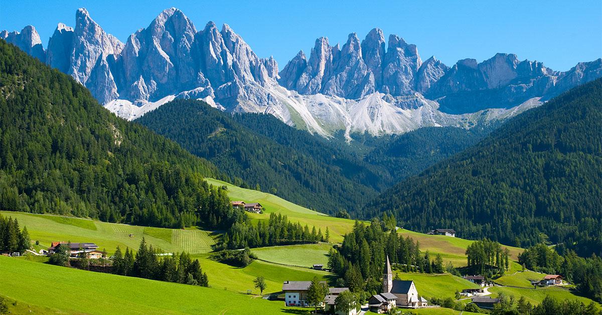 Prečo sa vybrať za majestátnymi vrcholmi švajčiarskych Álp?