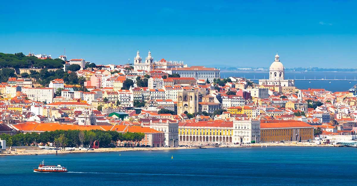 Prečo v Lisabone nepotrebujete topánky na opätku?