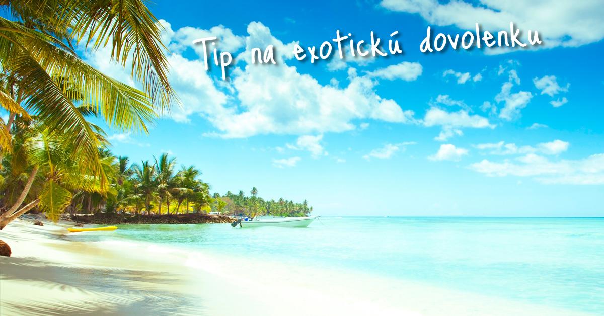 Punta Cana - najobľúbenejšia v Karibiku