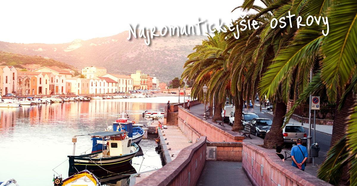 Sardínia - najromantickejší ostrov v Taliansku