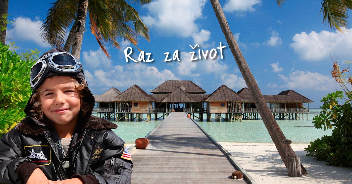 Snívate o Maldivách? Toto je najlepší hotel sveta!