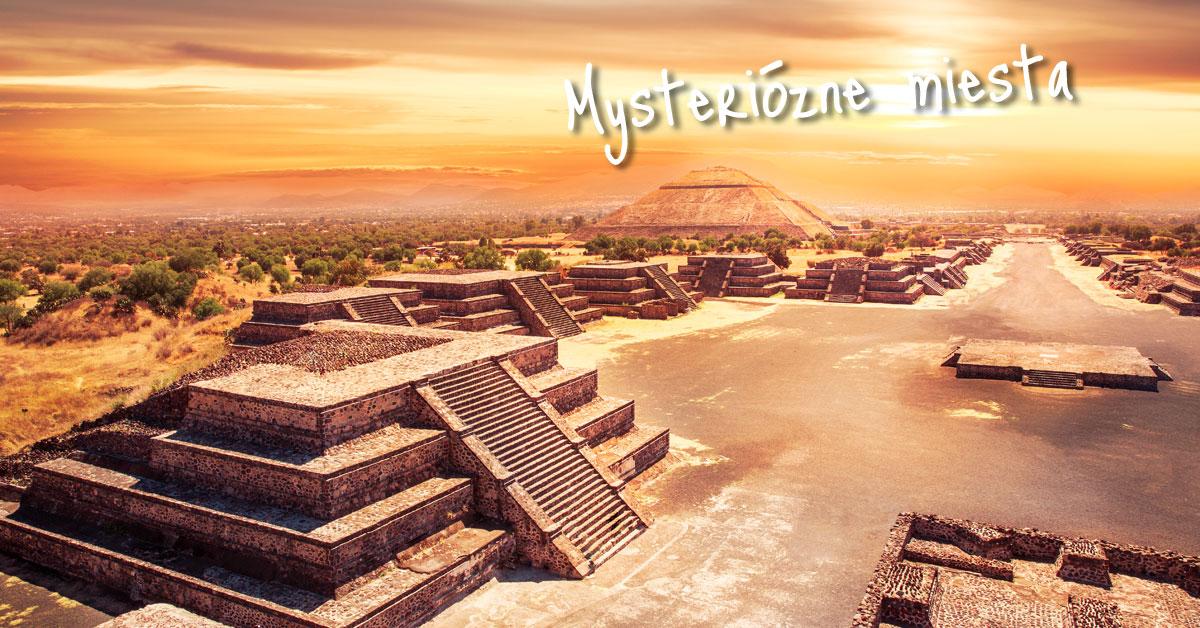 Teotihuacán - Mesto bohov