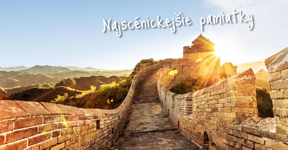 Veľký čínsky múr - najväčšia stavba histórie
