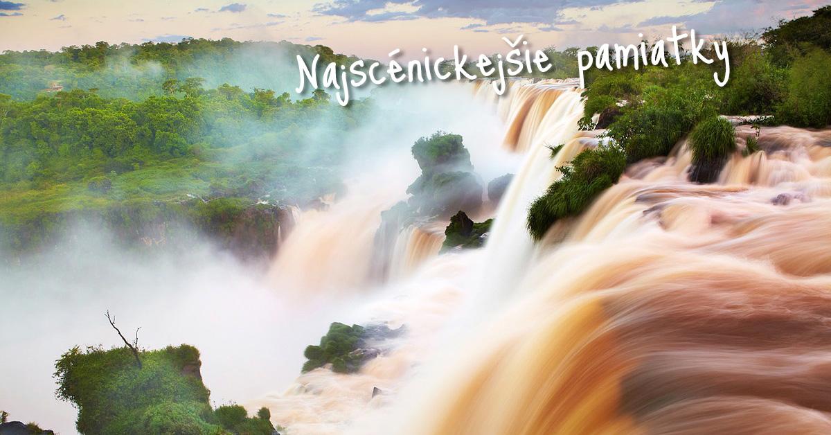 Vodopády Iguazú - Diablovo hrdlo