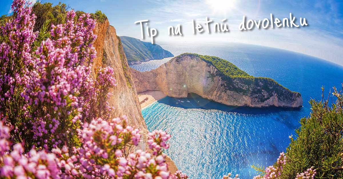 Zakynthos - ostrov vôní a vzácnych zvierat