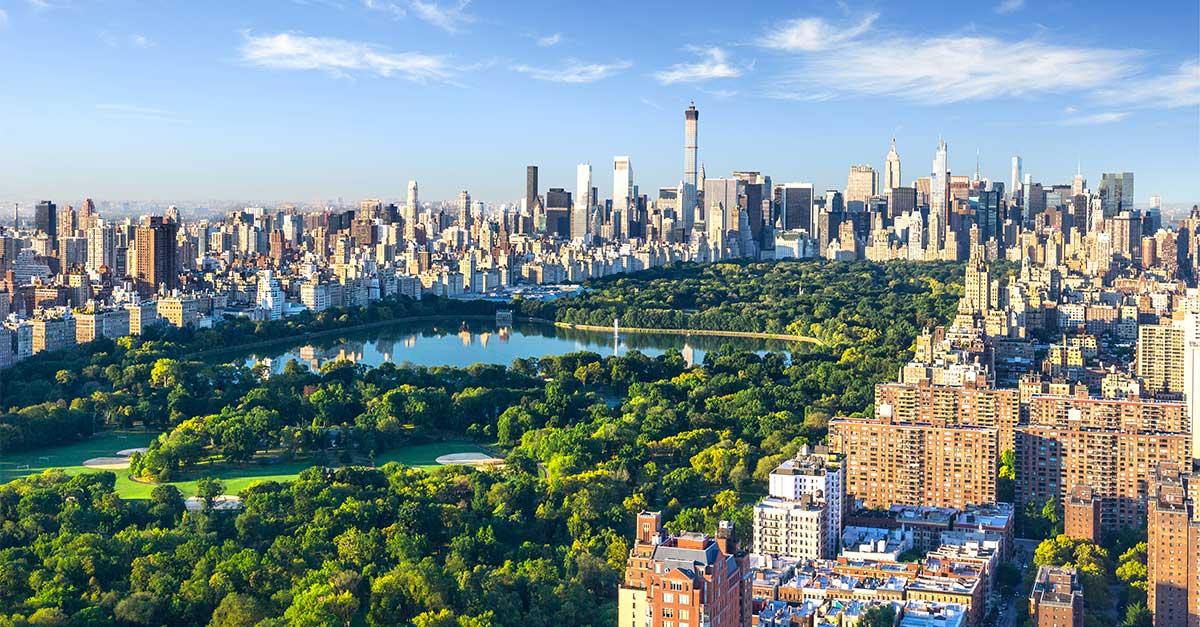 Zaleťte si do New Yorku