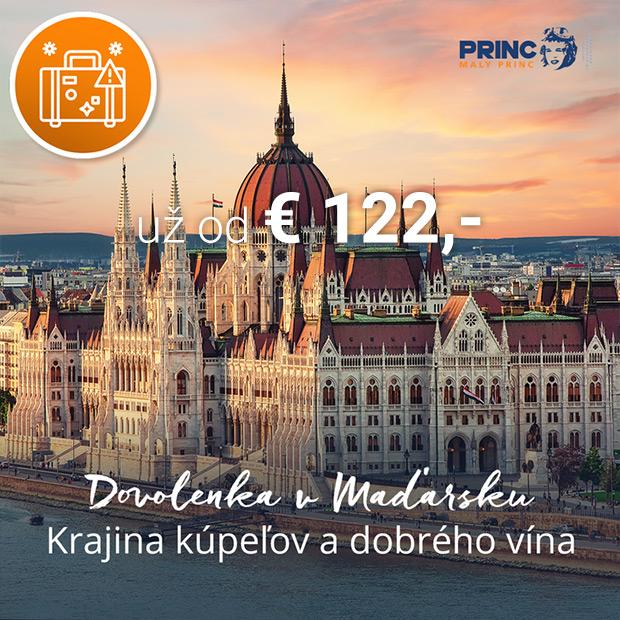 Maďarsko kampaň - Dovolenka Maďarsko