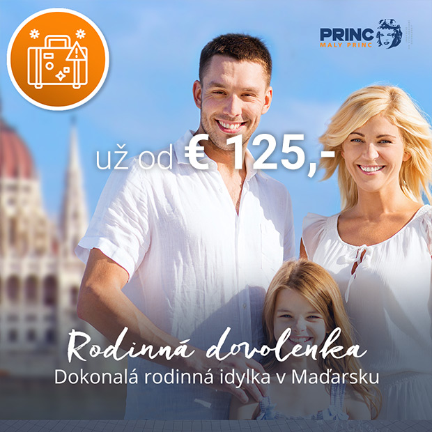 Maďarsko kampaň - Rodinná dovolenka