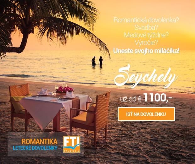 Romantika - Seychely