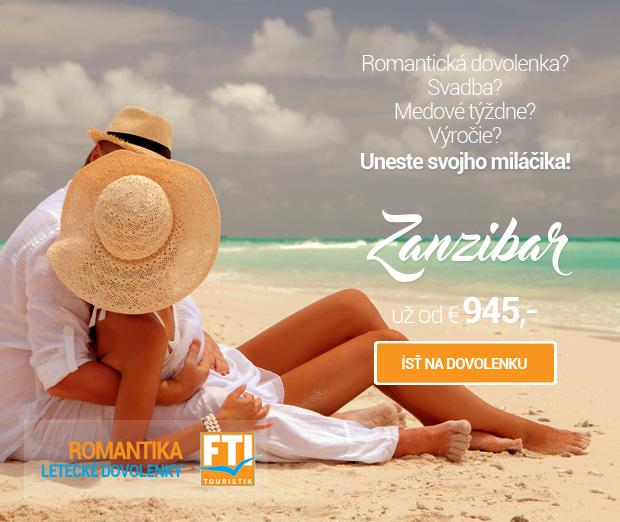 Romantika - Zanzibar