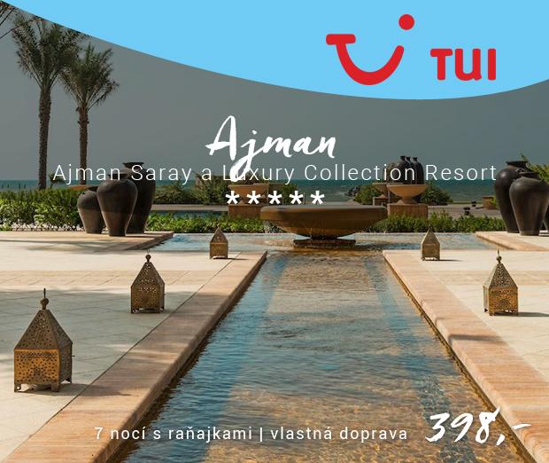 TUI - Ajman Saray a Luxury Collection Resort