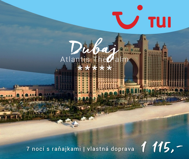 TUI - Atlantis The Palm