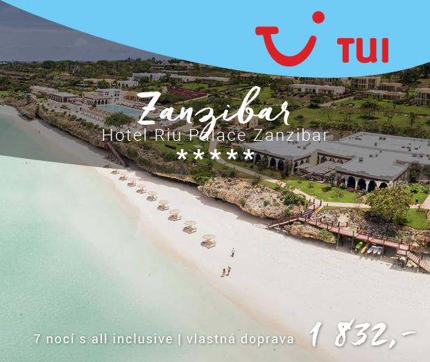 TUI - Hotel Riu Palace Zanzibar