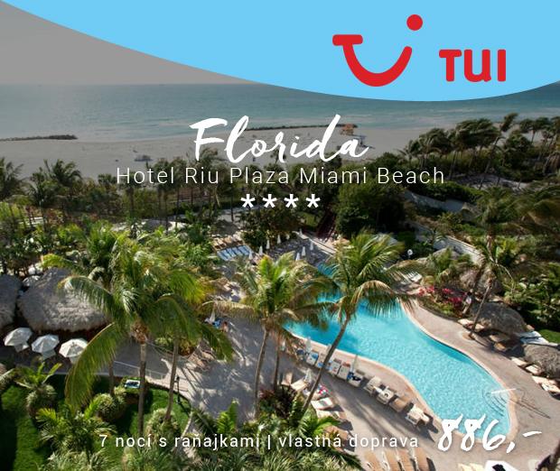 TUI - Hotel Riu Plaza Miami Beach