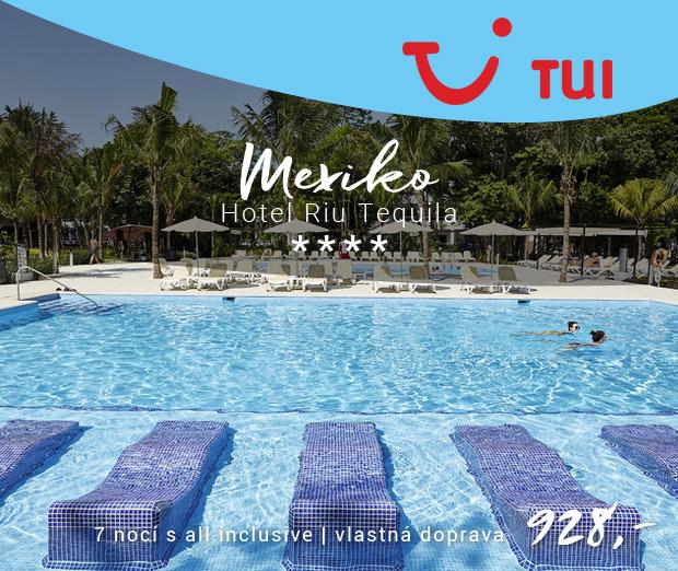 TUI - Hotel Riu Tequila