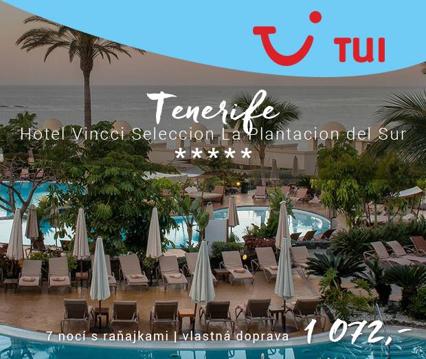 TUI - Hotel Vincci Seleccion La Plantacion del Sur