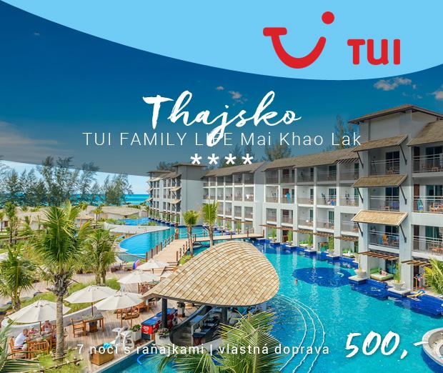 TUI - TUI FAMILY LIFE Mai Khao Lak