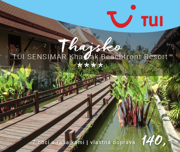 TUI - TUI SENSIMAR Khaolak Beachfront Resort