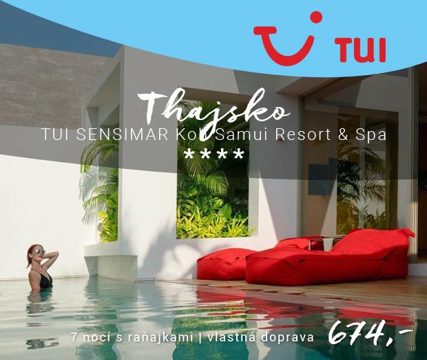 TUI - TUI SENSIMAR Koh Samui Resort & Spa